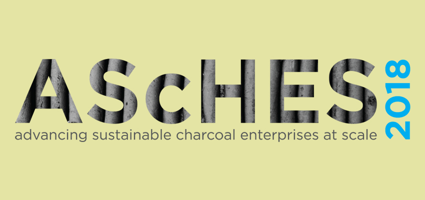 The Advancing Sustainable cHarcoal Enterprises at Scale (AScHES) convening will be held in Naivasha, Kenya from October 1 to 5, 2018.