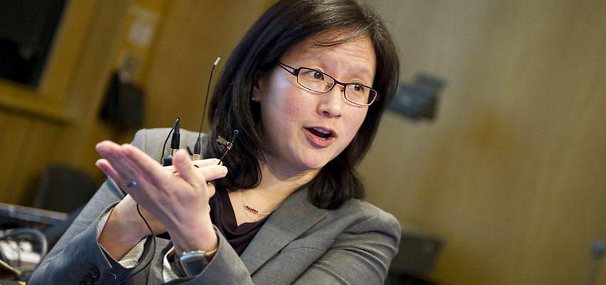 Maria Yang, MIt Professor of Mechanical Engineering, MIT D-Lab Faculty Director for Academics