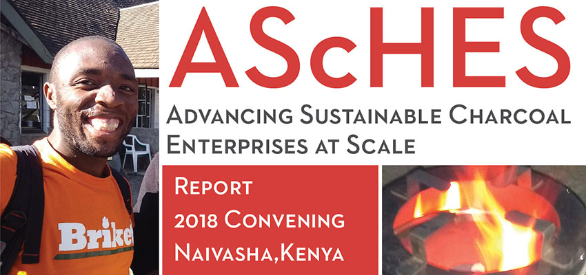 AScHES 2018 Convening Report | MIT D-Lab & The Charcoal Project