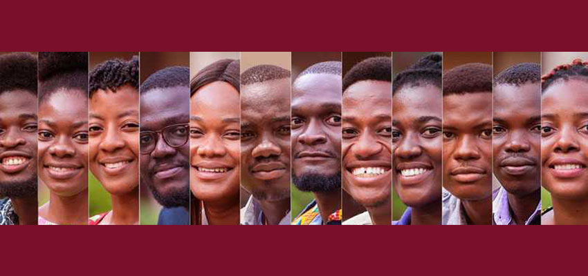 The 12 fellows are The twelve Ashesi Universtiy NEXTi2i fellows are David Boanuh '19, Dzifa Anagblah '19, Emmanuel Asaam '14, Kelvin Degbotse '19, Kevin Blanson '19, Ezekiel Hormeku '19, Grace Amponsah '17, Comfort Appiah '19, Audrey S-Darko '19, Derick Omari '18, Jenipher Panashe '19 and Nature Akoto '17.