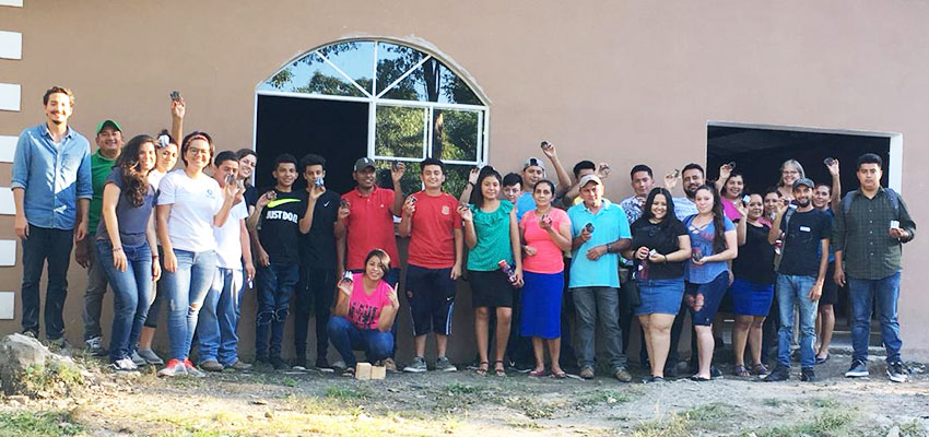 Fall 2018 El Salvador CCB group