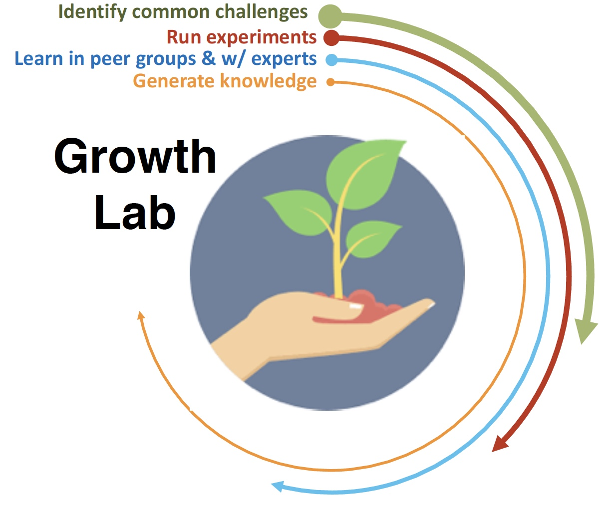 Growth lab graphic