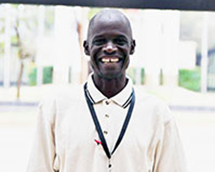 Meet Martin Kasompe, an International Development Innovation Network member from Zambia.