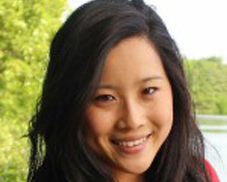 Lisa Nam, co-instructor for D-Lab: Education and Learning.