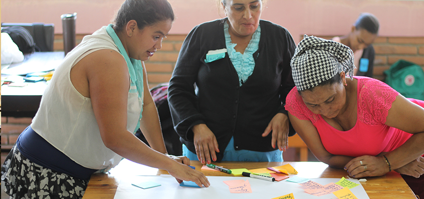 D-Lab student-run Creative Capacity Building workshop in Estelí, Nicaragua, 2018.
