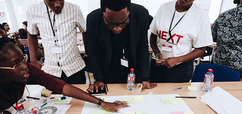 Group Three Identifying  Key Challenges Entrepreneurs Face In Ghana.