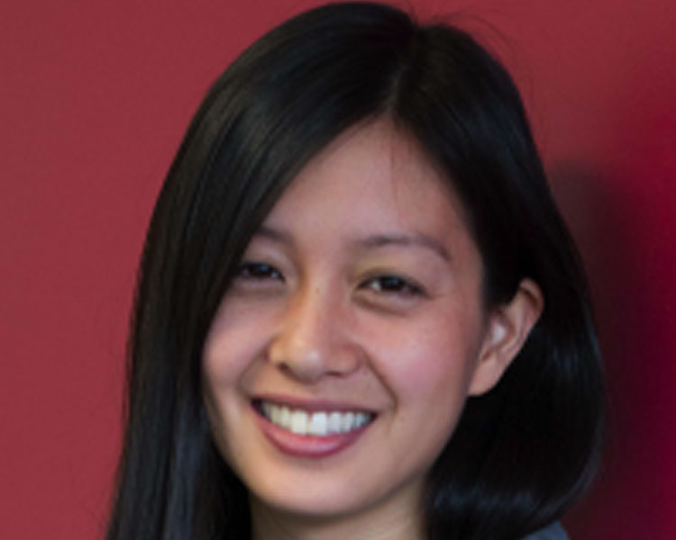 Jessica Huang, co-instructor for D-Lab: Education and Learning.