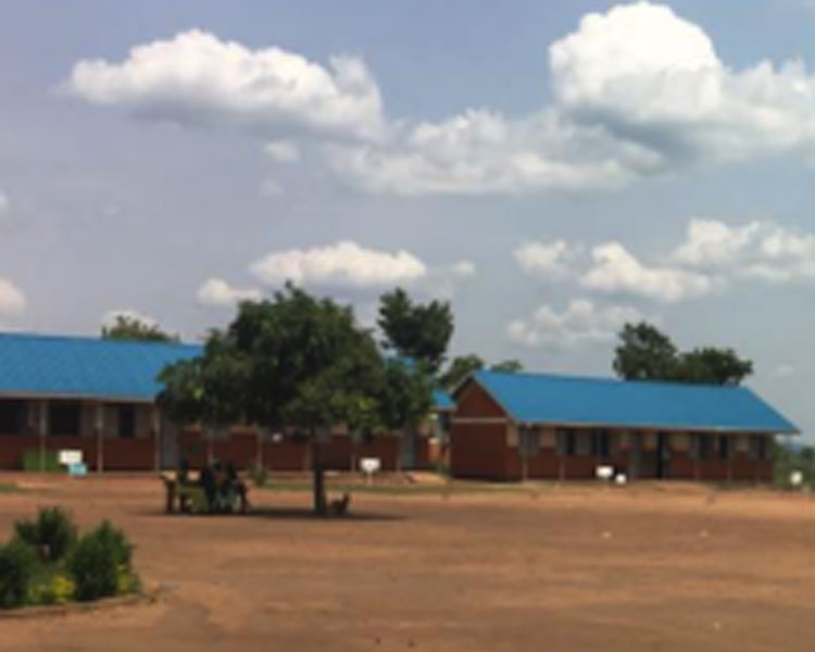 Ayilo Primary School, Adjumani, Uganda.